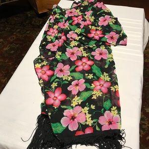 LuLaRoe Fringed Kimono